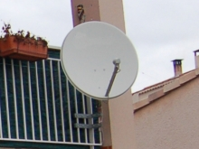 Pose antenne (R�ception TV, satellite, TNT)